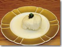 稲茶風ポテトサラダ