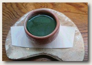 抹茶ブランマンジュ 500円